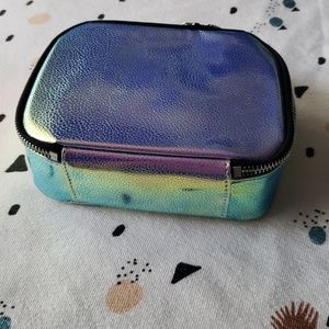 mermaid makeup zip case! 🐙
